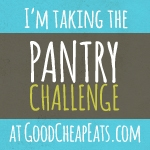 Summer 2014 Pantry Challenge – Wrapup & Results
