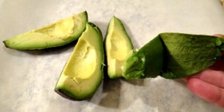 How to Cut & Peel an Avocado | A Reinvented Mom