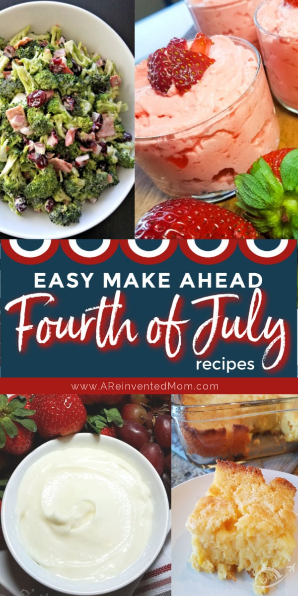 4 easy side dishes for cookouts | A Reinvented Mom