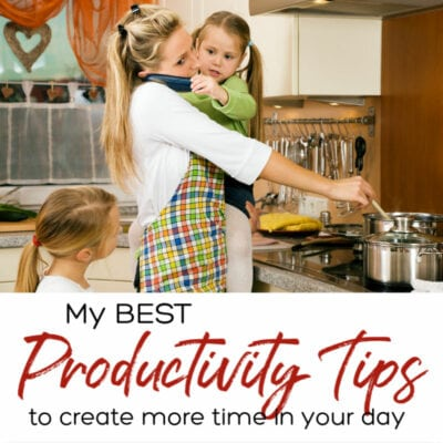 7 Best Productivity Tips To Create More Time In Your Day