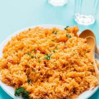 Classic Spanish Rice - make it at home