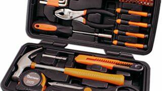 CARTMAN 39-Piece Tool Set with Storage Case