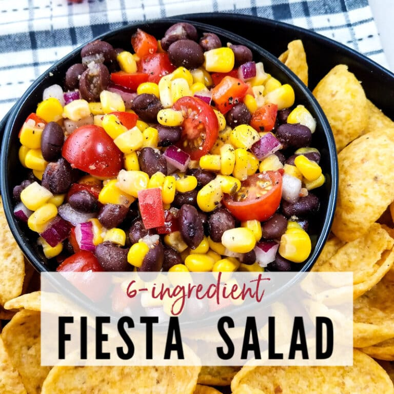 6-Ingredient Fiesta Salad
