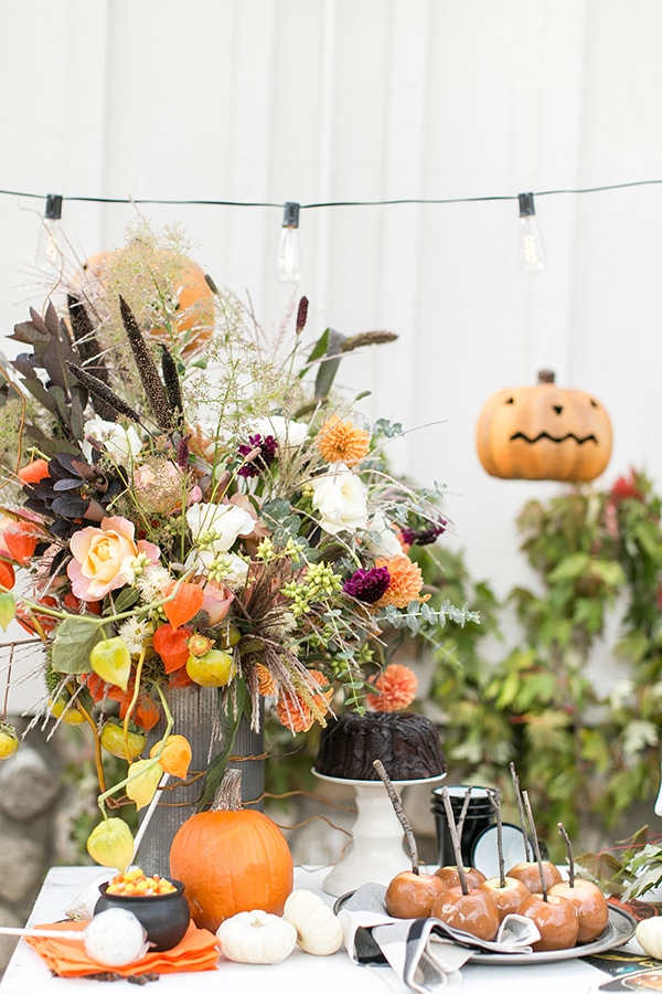 Charming & Vintage Halloween Party Ideas