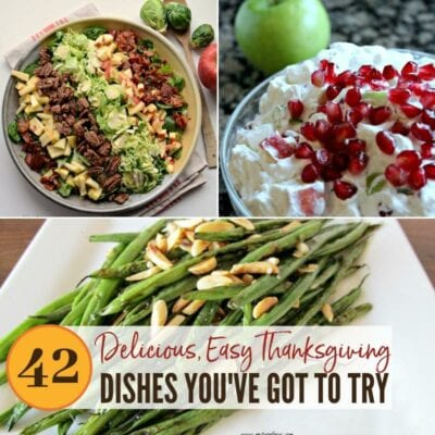 42 Delicious, Easy Thanksgiving Side Dishes You've Got to Try