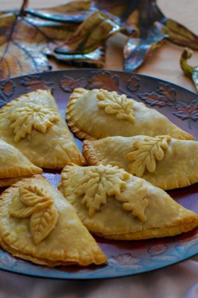 Thanksgiving Leftover Recipe: Empanadas (Hand Pies)