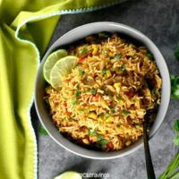 Mexican Rice – Instant Pot|Stove (Tex-Mex Style)